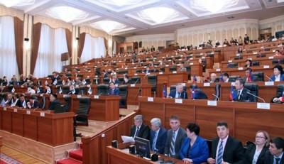 История современного парламента Кыргызстана