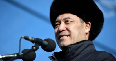 Путь Садыра Жапарова к посту президента Кыргызстана — как это было