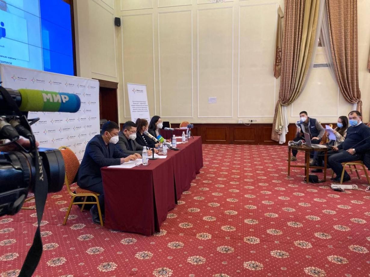 Кыргыз Республикасынын Президентин мөөнөтүнөн мурда шайлоого көз карандысыз байкоо жүргүзүүнүн натыйжасы боюнча алдын ала билдирүү
