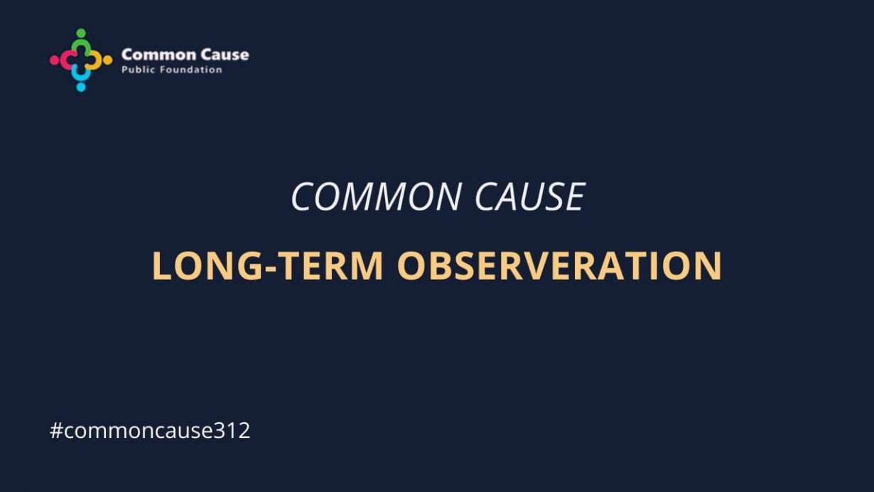 Common Cause: LONG-TERM OBSERVERATION