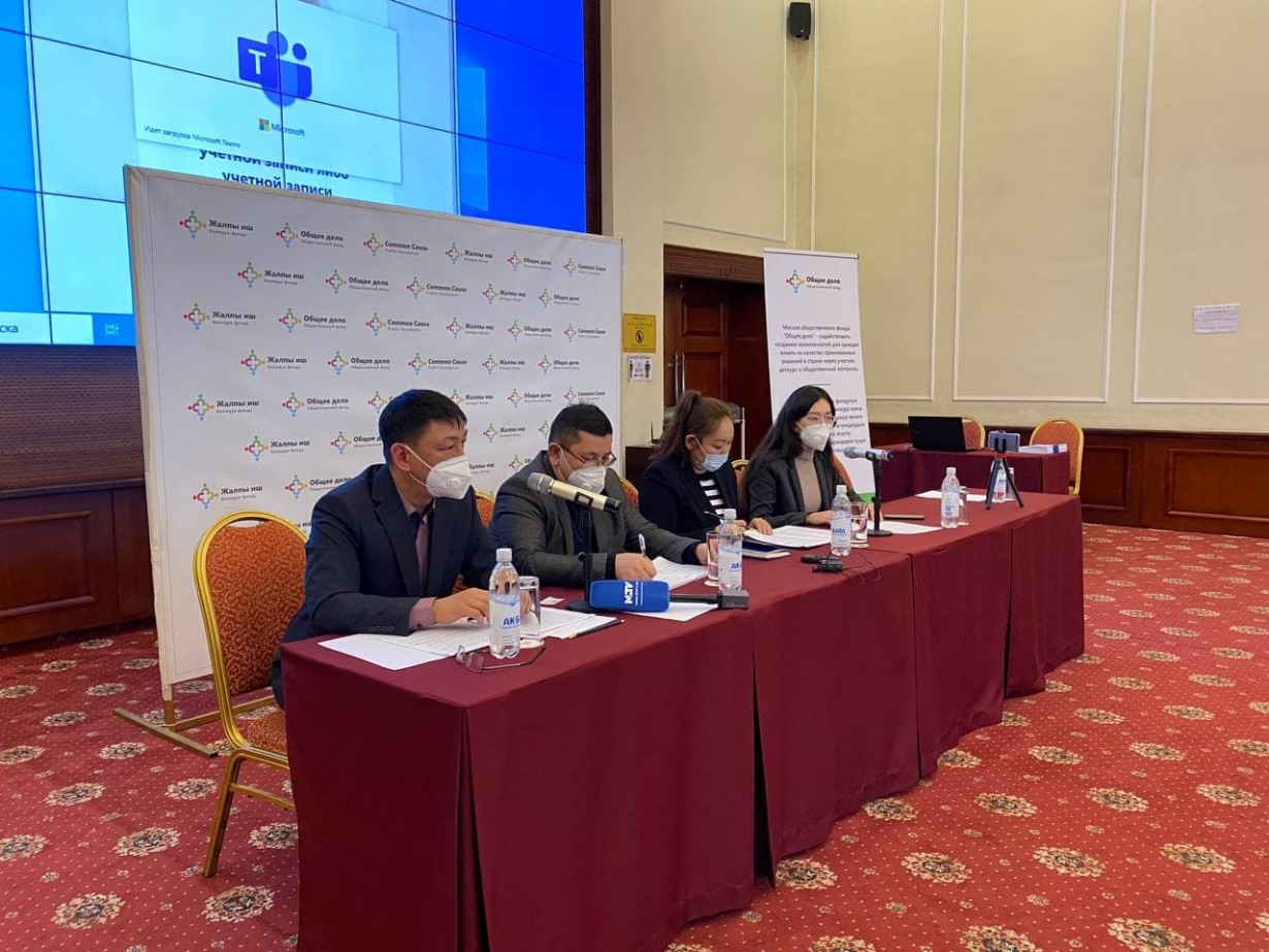 Preliminary statement on the results of nonpartisan observation of the Early Presidential Elections in Kyrgyzstan.