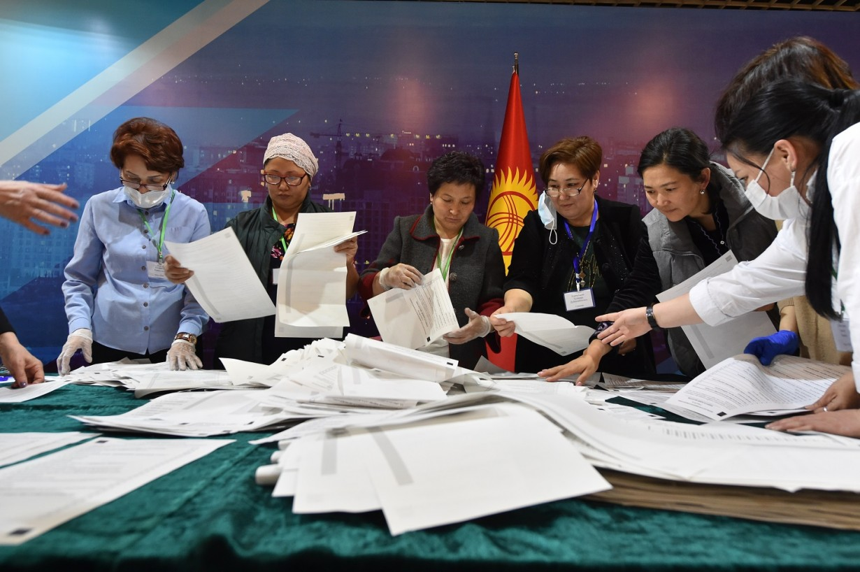 """Elections of deputies of local keneshes: revealed violations and the reaction of the """"Common Cause"""" PF"""